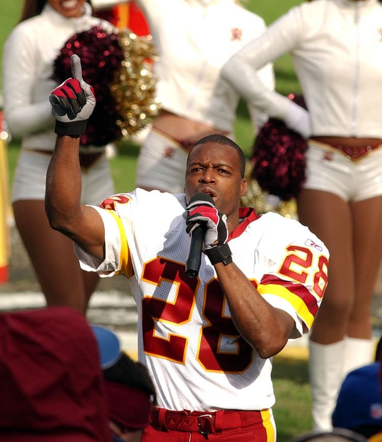Daryl Green Darrell Green Talks Redskins Name Hall Of Famer Says He