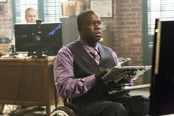 Daryl Mitchell (actor) On quotNCIS New Orleansquot Wheeler is for Real New Mobility