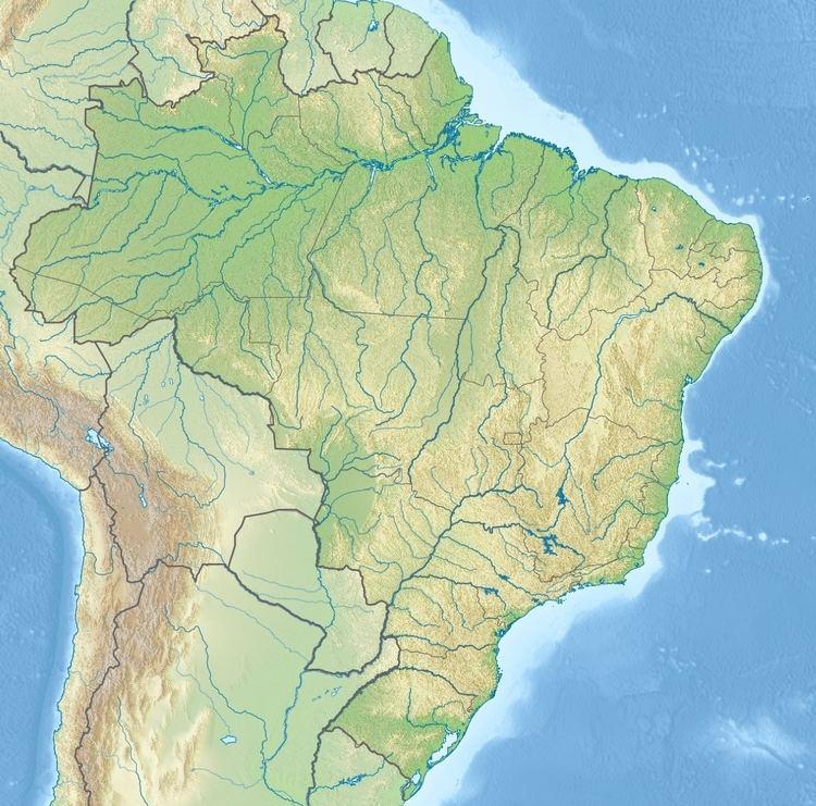 Das Balsas River (Tocantins)