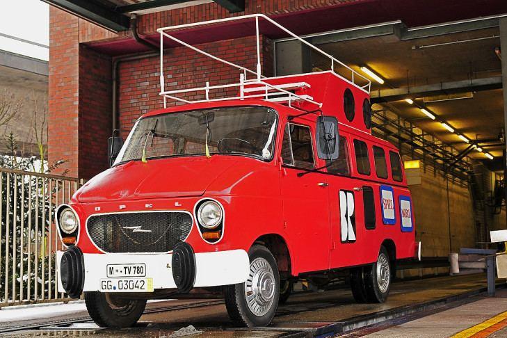 Das feuerrote Spielmobil Das feuerrote Spielmobil Teil 1 Bilder autobildde