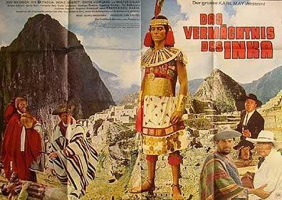 Das Vermächtnis des Inka Das Vermchtnis des Inka