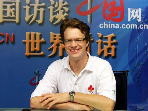 Dashan Dashan To embrace the Beijing Olympics like a fellow