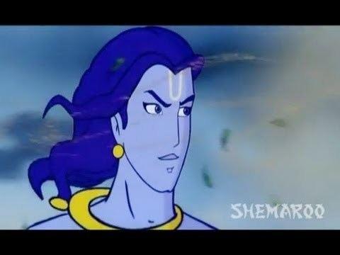 Dashavatar (film) movie scenes Dashavatar Popular Animated Movie for Kids Action Scene
