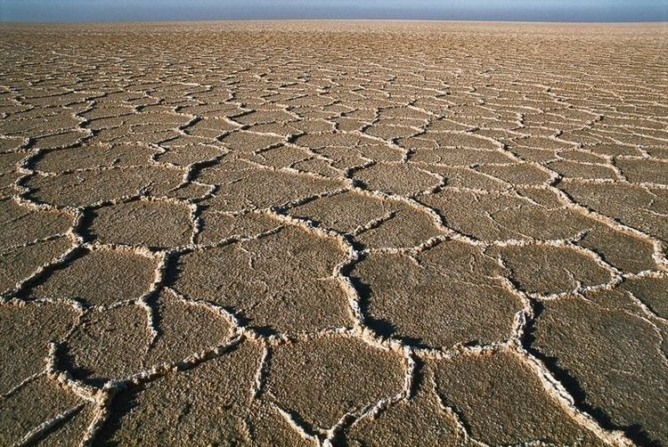 Dasht-e Kavir Dashte Kavir The Great Salt Desert Amusing Planet