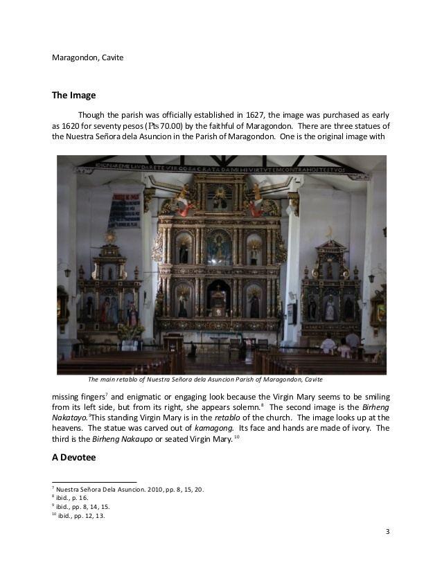 Dasmarinas in the past, History of Dasmarinas