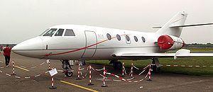 Dassault Falcon 20 Dassault Falcon 20 Wikipedia