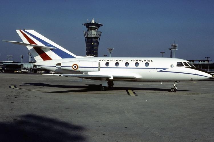 Dassault Falcon 20 FileFrench Air Force Dassault Falcon 20 7814249858jpg