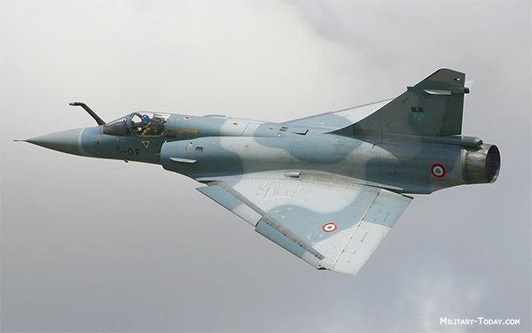 Dassault Mirage 2000 Dassault Mirage 2000BC MultiRole Fighter MilitaryTodaycom
