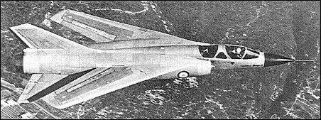 Dassault Mirage G Dassault Mirage G G8 variablegeometry fighter
