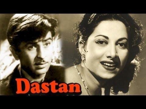 Dastan 1950 Raj Kapoor Full Bollywood Hindi Movie Rare