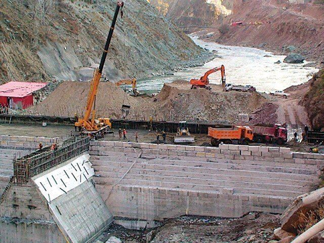 Dasu Dam Work on 42b Dasu Dam to kick off this year The Express Tribune