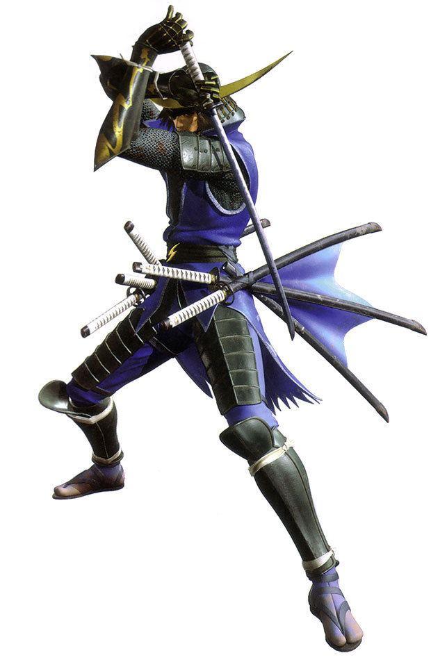 Date Masamune Masamune Date Character Giant Bomb