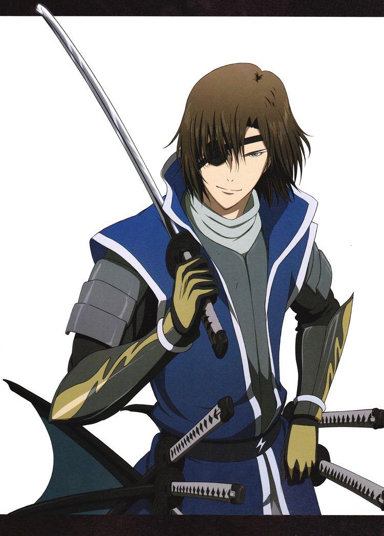 Date Masamune Entries by Rukaria tagged Date Masamune Sengoku Basara