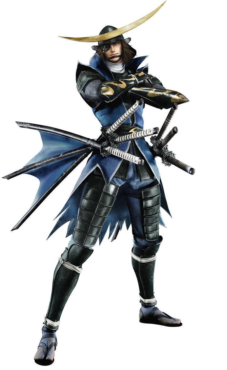 Date Masamune Date Masamune Characters amp Art Sengoku Basara Samurai