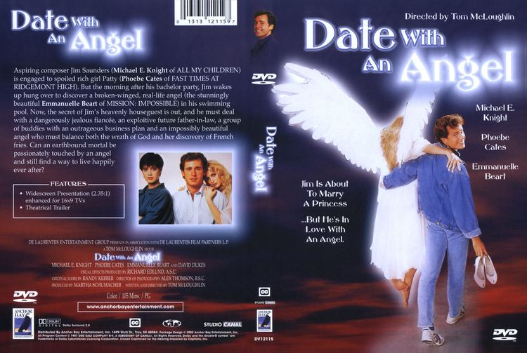 Date with an Angel Date With An Angel DVD Cover 2007 R1