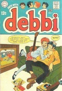 Date with Debbi httpsuploadwikimediaorgwikipediaenthumbd