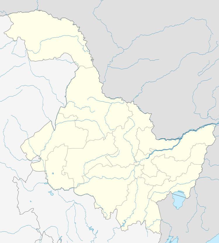 Datong District, Daqing