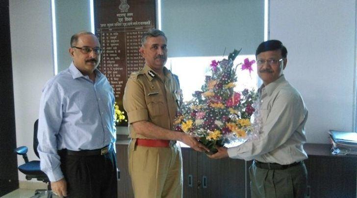 Dattatray Padsalgikar Former IB special director Dattatray Padsalgikar is new Mumbai
