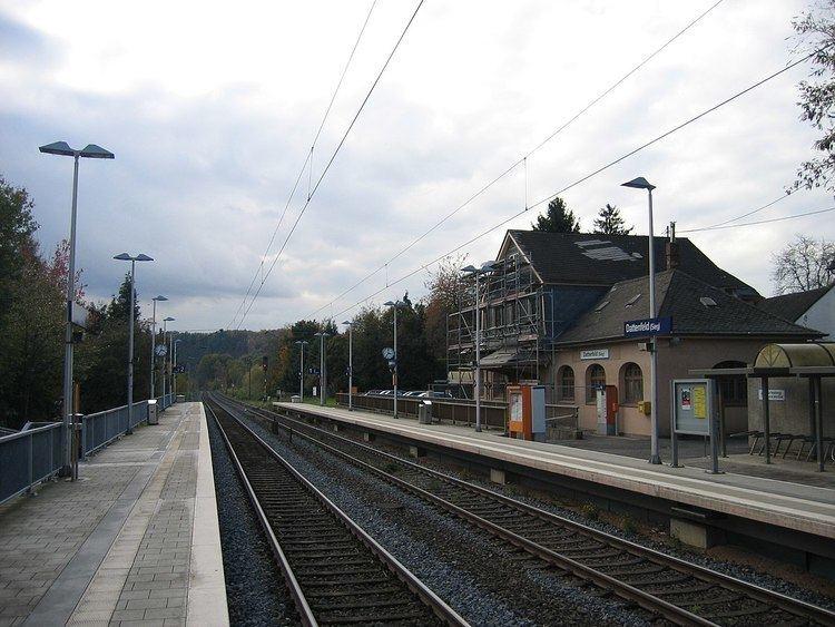 Dattenfeld station