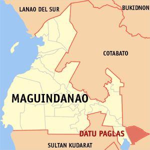 Datu Paglas, Maguindanao