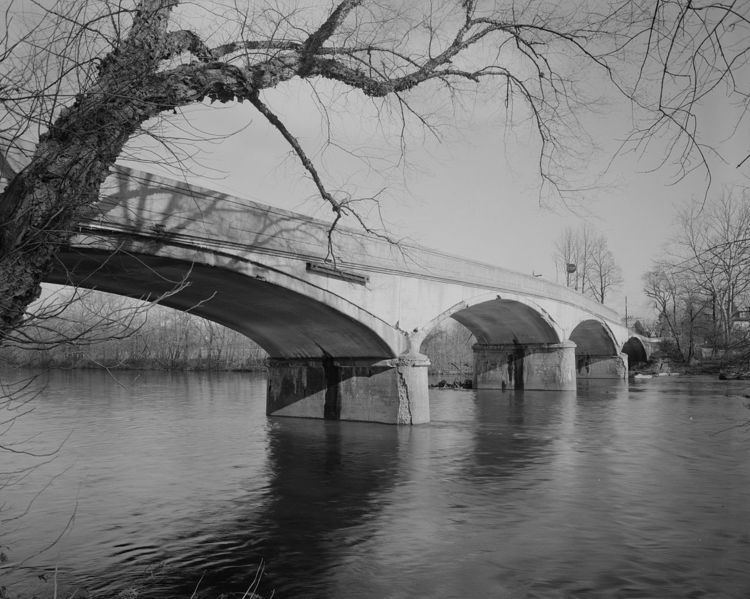 Dauberville Bridge