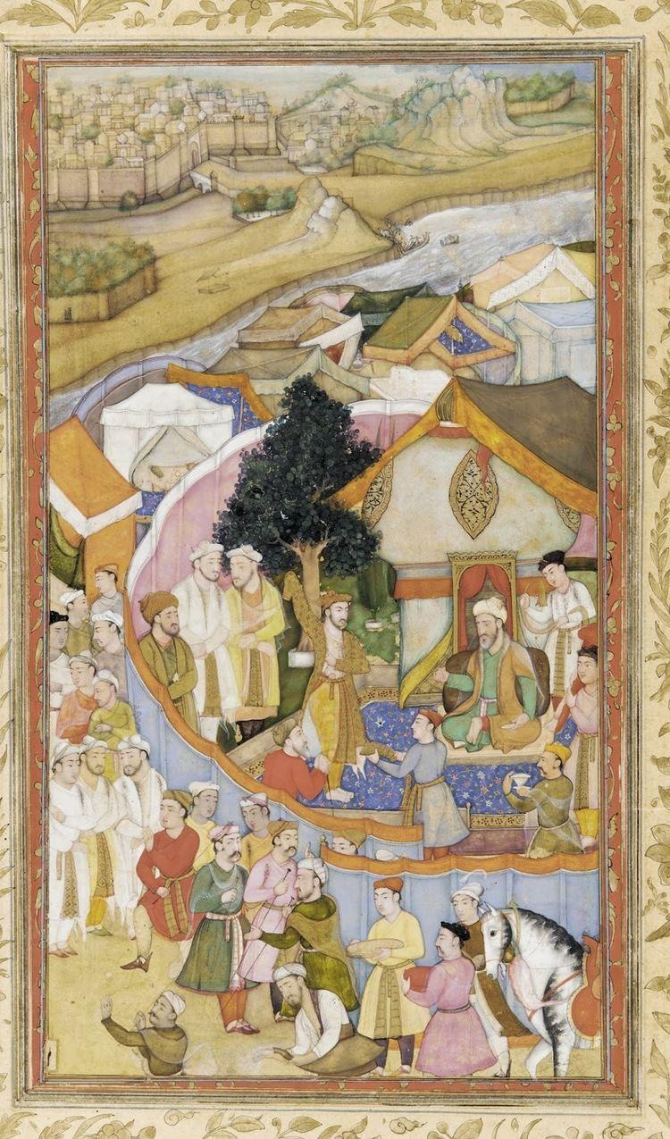 Daud Khan Karrani Daud Khan Karrani History of Pashtuns