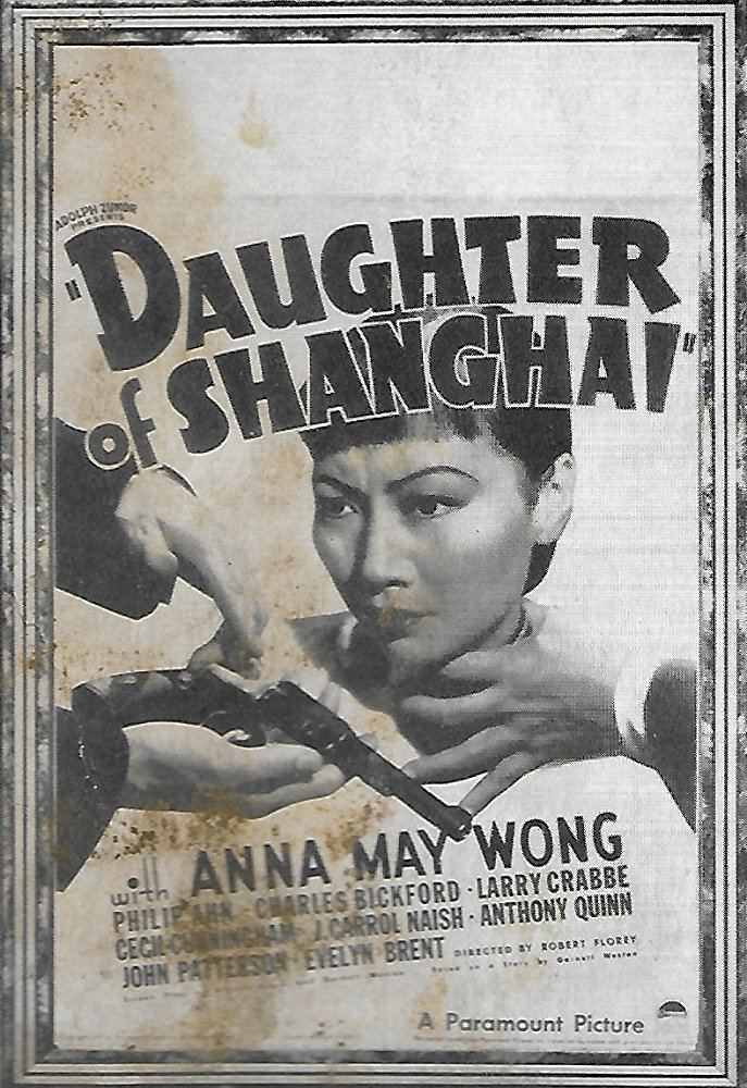 Daughter of Shanghai Daughter of Shanghai 1937
