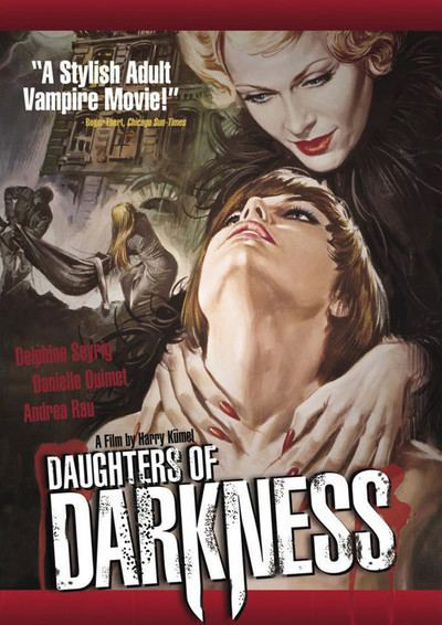 Daughters of Darkness Daughters of Darkness Movie Review 1972 Roger Ebert