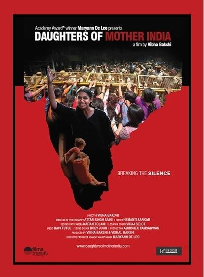 Daughters of Mother India Where is the Mother in India asks Vibha Bakshis National Award