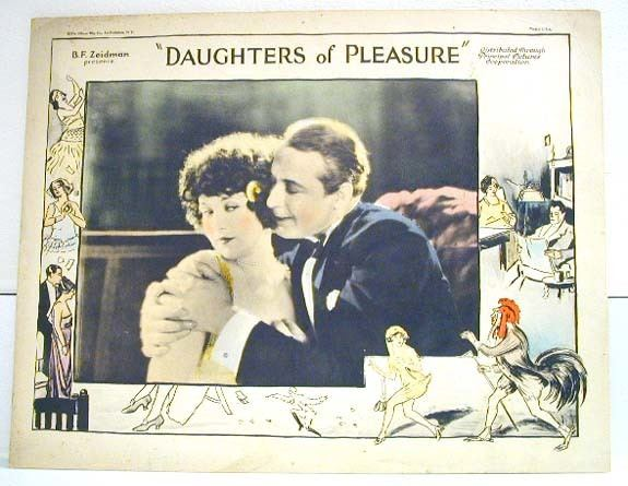 Daughters of Pleasure DAUGHTERS OF PLEASURE
