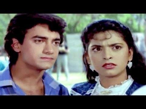 Aamir Juhi makes fools Tiku Talsania Daulat ki Jung Scene 224