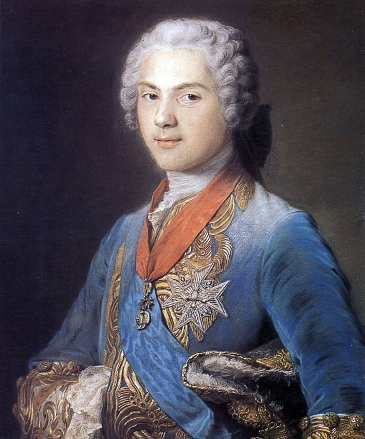 Dauphin of France Louis Dauphin of France 17291765 Simple English Wikipedia the