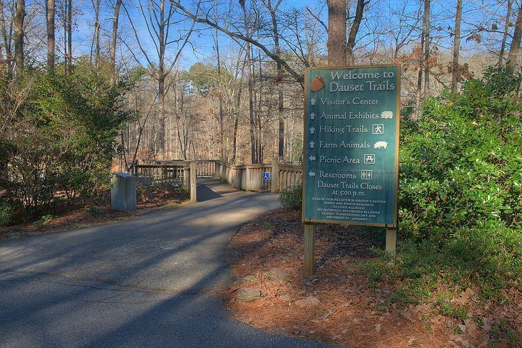 Dauset Trails Nature Center