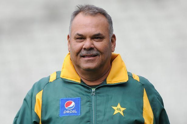 Dav Whatmore to leave Pakistan coach role next year Mirror Online