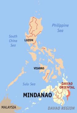 Davao Oriental Davao Oriental Wikipedia