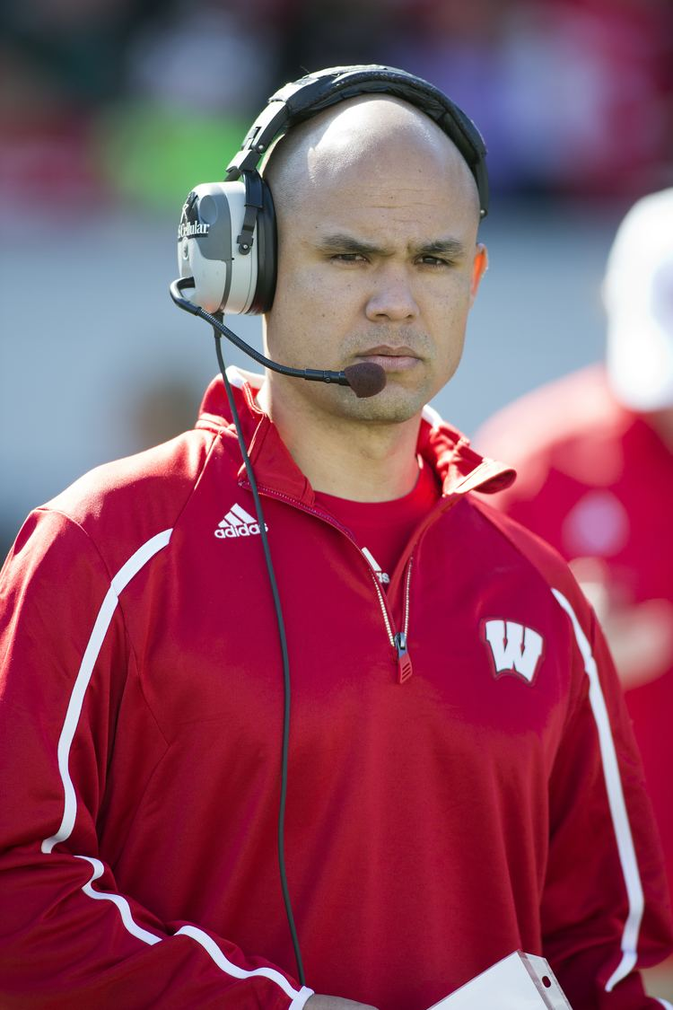 Dave Aranda Report Dave Aranda TJ Woods could leave Wisconsin with Gary