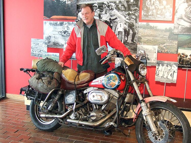 Dave Barr (motorcyclist) Buell Motorcycle Forum Archive through January 04 2008