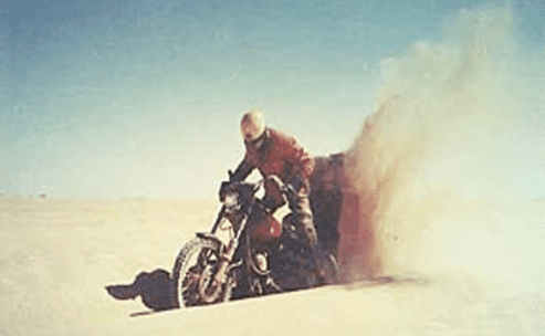 Dave Barr (motorcyclist) Dave Barr39s Epic Motorcycle Journeys Dangerous