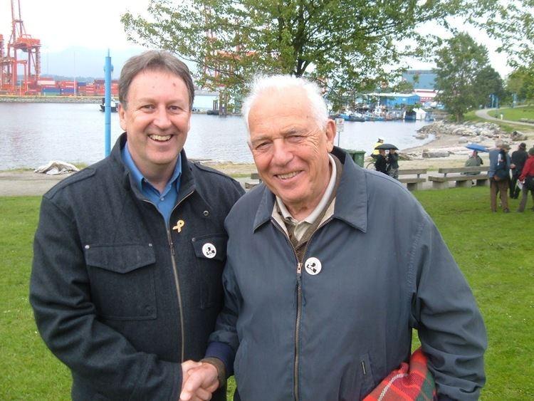 Dave Barrett David Murrays Blog Dave Barrett And The NDP