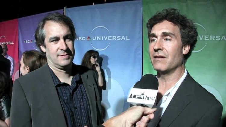 Dave Bartis Dave Bartis and Doug Liman producers of USAs Covert Affairs at