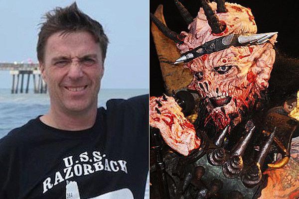 Dave Brockie GWAR Dave Brockie39s Death Investigated as DrugRelated