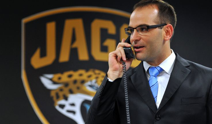 Dave Caldwell Jaguars draft scores well nationally