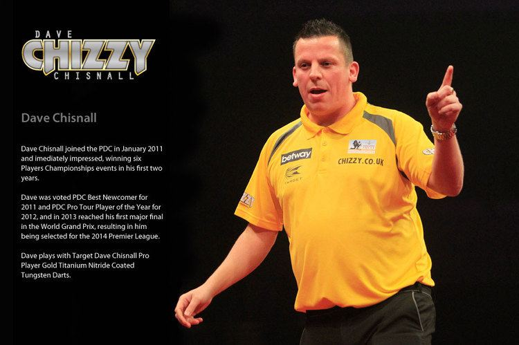 Dave Chisnall Player Profile