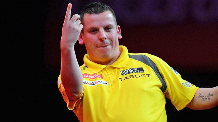 Dave Chisnall PDC Players Championship 7 Dave Chisnall wins Saturday