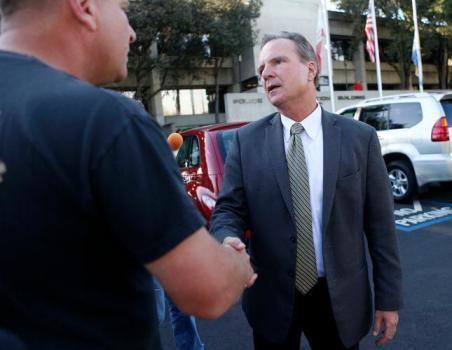 Dave Cortese Dave Cortese takes over as president of Santa Clara County