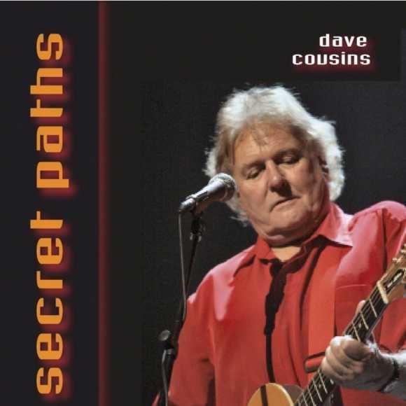 Dave Cousins STRAWBSWEB Album Dave Cousins Secret Paths