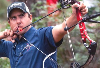 Dave Cousins (archer) G5 Prime Shooter Dave Cousins Makes Archery History BowhuntingNet