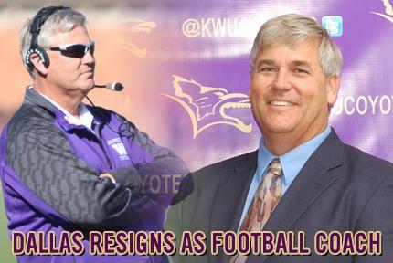 Dave Dallas Kansas Wesleyan University Head Football Coach Dave Dallas Resigns