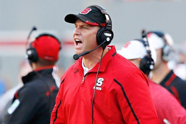 Dave Doeren NC State Head Coach Dave Doeren Previews Louisville The