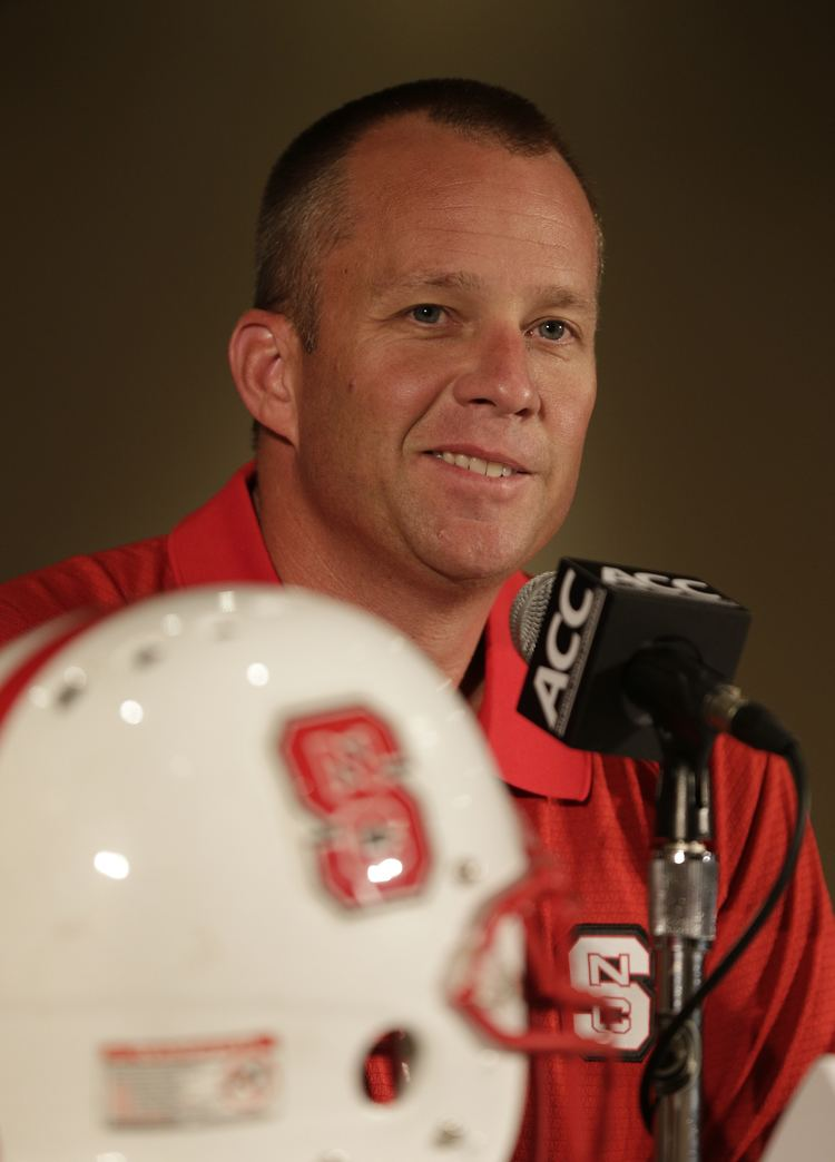 Dave Doeren After disappointing season Doeren starts over by